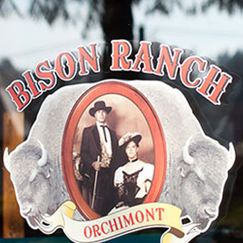 Bison Ranche Orchimont