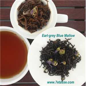 Earl Grey Blue Mallow