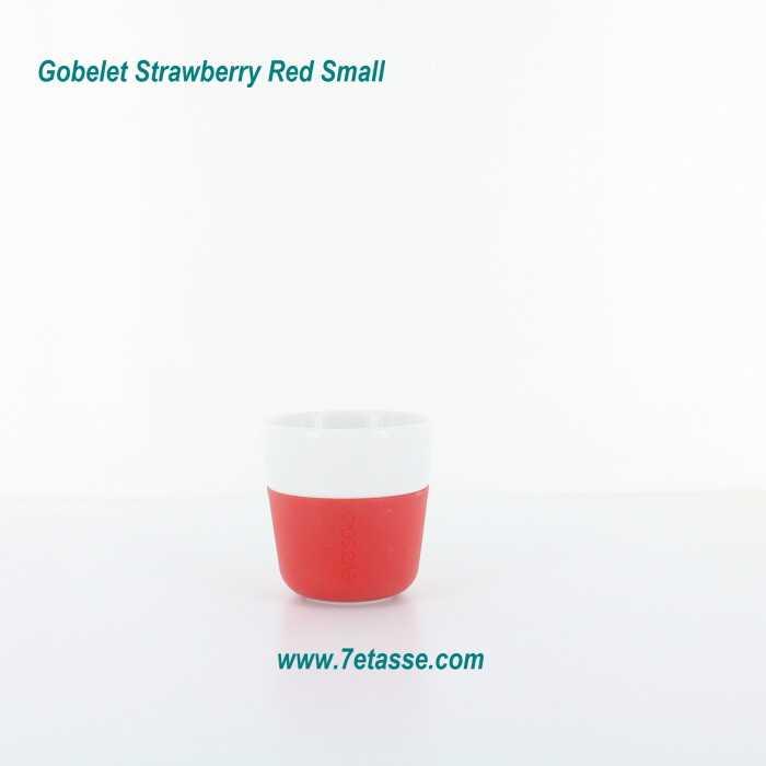 Solo La Septième Eva Small Strawberry Red TasseGobelet 43RqjL5A