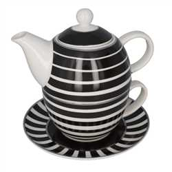 "Tea for one ""Stripes"""